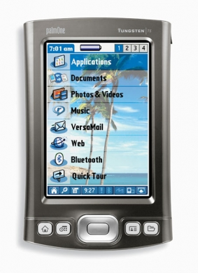 Palm Tungsten T5