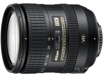Nikkor 16-85mm f/3.5-5.6